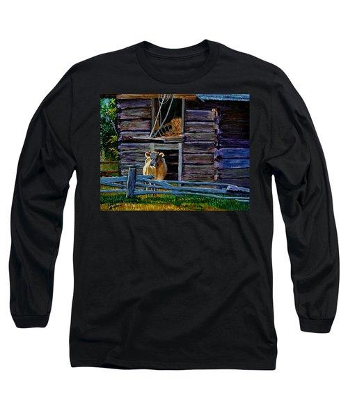 Hdemo2 Long Sleeve T-Shirt by Stan Hamilton