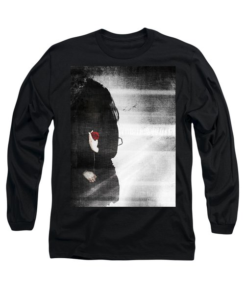 He Took My Sense Of Self Long Sleeve T-Shirt