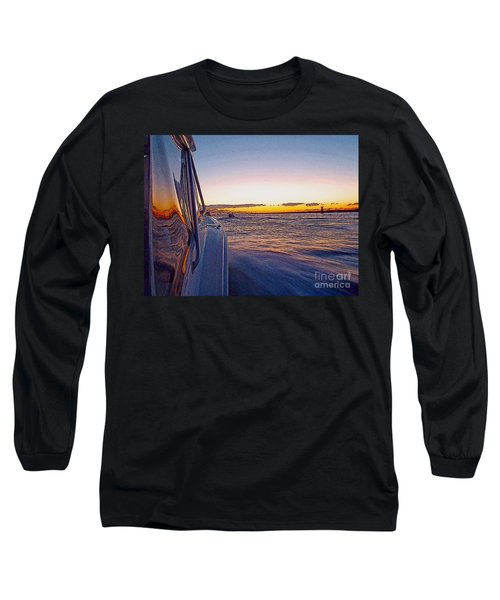 Headed Out Long Sleeve T-Shirt