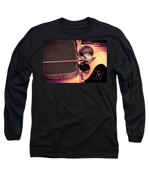 Headlight And Horn Long Sleeve T-Shirt