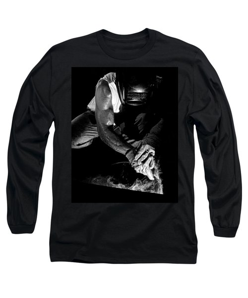 Heat Long Sleeve T-Shirt