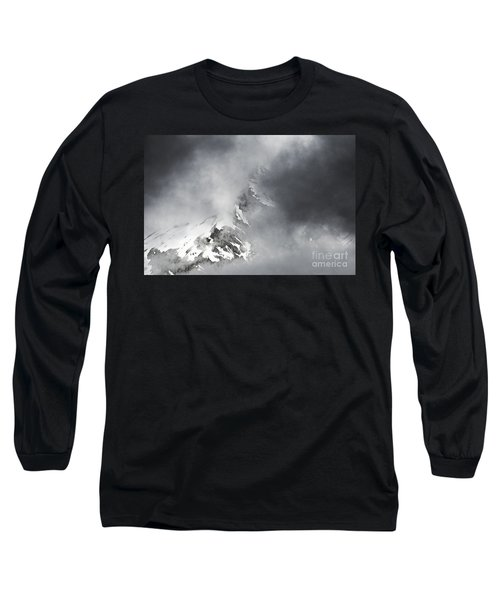 Long Sleeve T-Shirt featuring the photograph Heaven For A Moment by Nick  Boren
