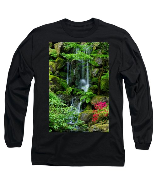 Heavenly Falls Serenity Long Sleeve T-Shirt