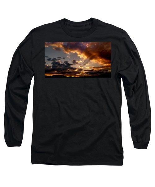 Heavenly Rapture Long Sleeve T-Shirt
