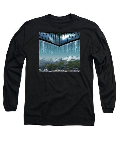 Heavens Crying Long Sleeve T-Shirt