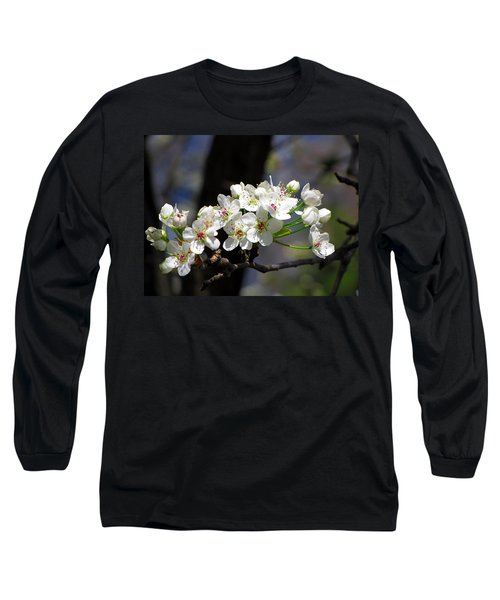 Hello Spring Long Sleeve T-Shirt by Greg Simmons