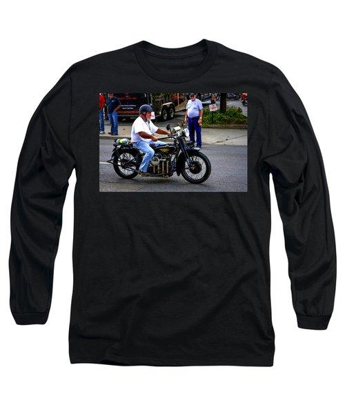Henderson Four-banger Long Sleeve T-Shirt