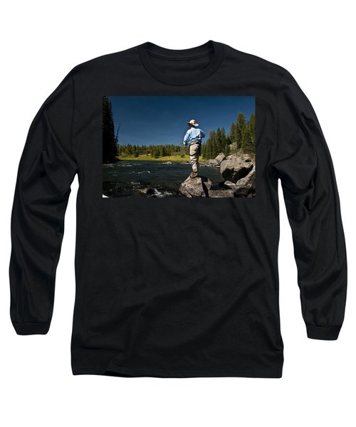 Henry's Fork Long Sleeve T-Shirt