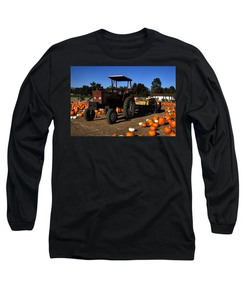 Long Sleeve T-Shirt featuring the photograph Heston 80-66 by Michael Gordon