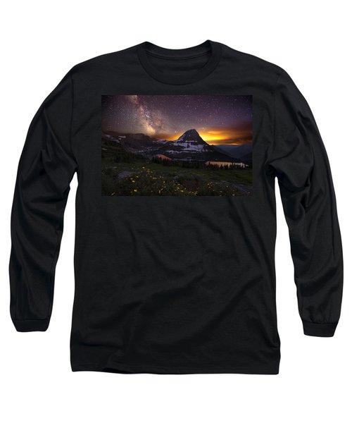 Hidden Galaxy Long Sleeve T-Shirt