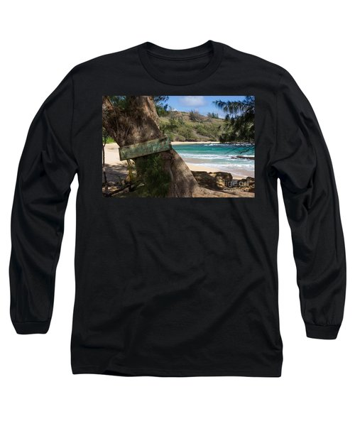 Hidden Gem Long Sleeve T-Shirt by Suzanne Luft