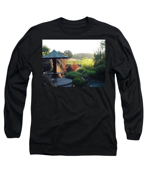 Long Sleeve T-Shirt featuring the photograph Hide Out  by Shawn Marlow