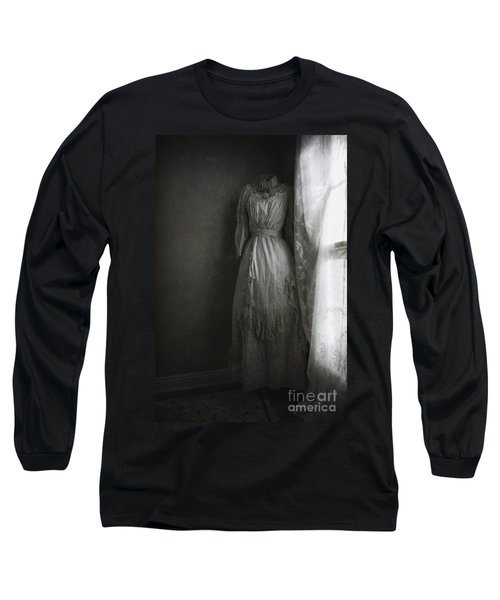 Hiding In The Corner Long Sleeve T-Shirt