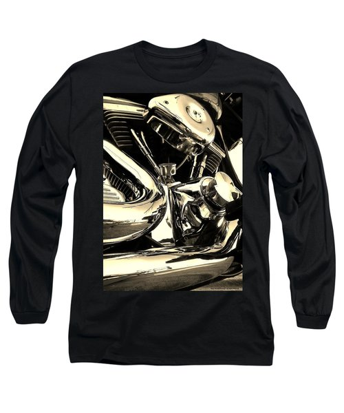 High And Mighty Long Sleeve T-Shirt