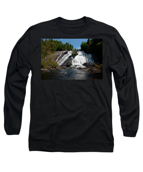 High Falls North Carolina Long Sleeve T-Shirt