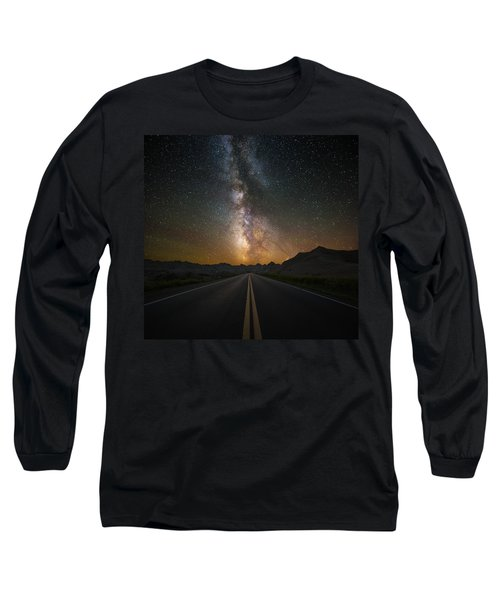 Highway To Heaven Long Sleeve T-Shirt