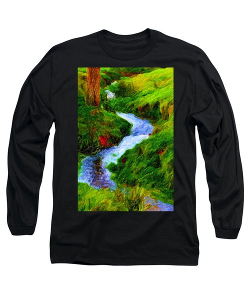 Hill And Rill Long Sleeve T-Shirt