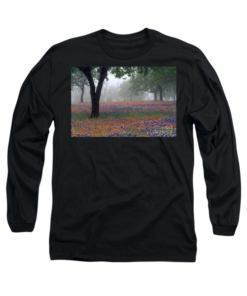Hill Country - Fs000912 Long Sleeve T-Shirt by Daniel Dempster