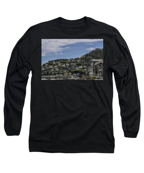 Hills Of Salsalito Long Sleeve T-Shirt