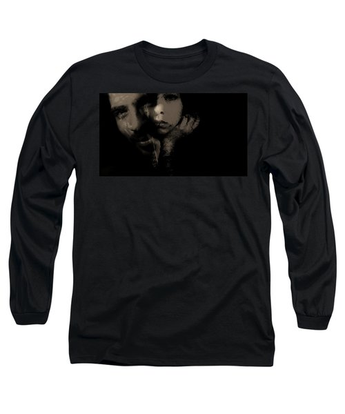 Long Sleeve T-Shirt featuring the photograph His Amusement Her Content  by Jessica Shelton