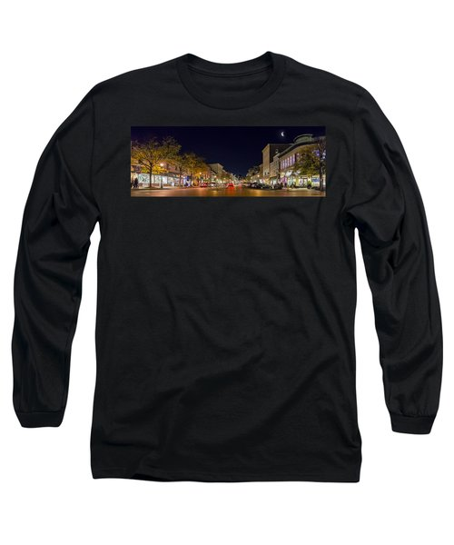 Historic Annapolis - Pano Long Sleeve T-Shirt