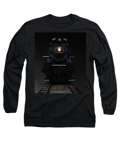 Historical 765 Steam Engine Long Sleeve T-Shirt