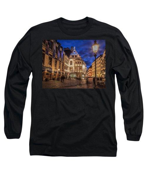 Hofbrauhaus Long Sleeve T-Shirt