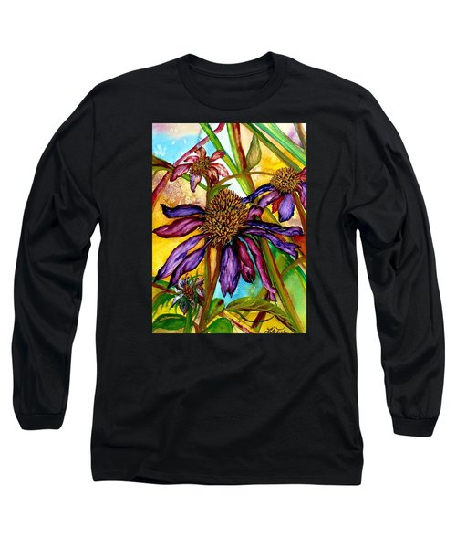 Holding On To Summer Sold Long Sleeve T-Shirt