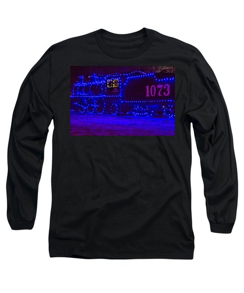 Holiday Express Train Long Sleeve T-Shirt