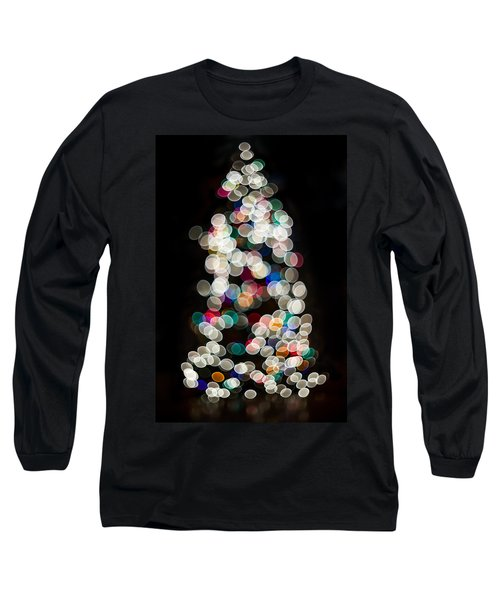 Long Sleeve T-Shirt featuring the photograph Holiday In Color by Aaron Aldrich