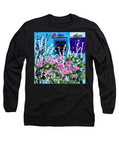 Hollyhock Alley  Long Sleeve T-Shirt