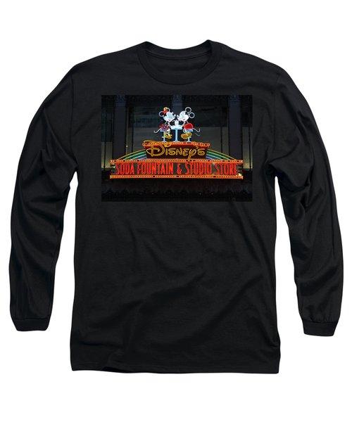 Hollywood Disney Long Sleeve T-Shirt