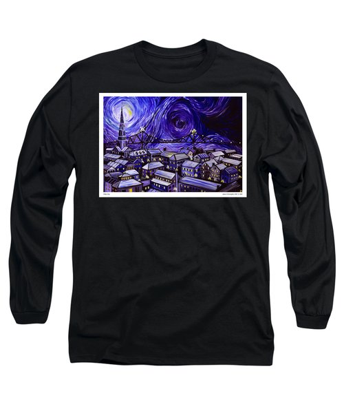 Holy City Long Sleeve T-Shirt