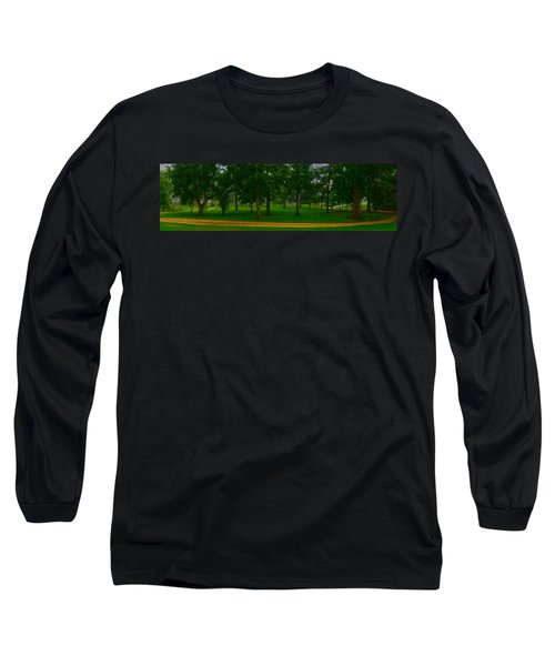 Long Sleeve T-Shirt featuring the photograph Home Circle II by Lanita Williams
