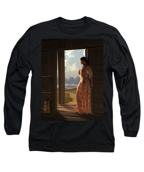 Homestead Woman Long Sleeve T-Shirt