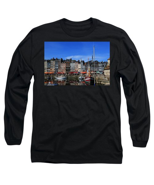 Honfleur France Long Sleeve T-Shirt