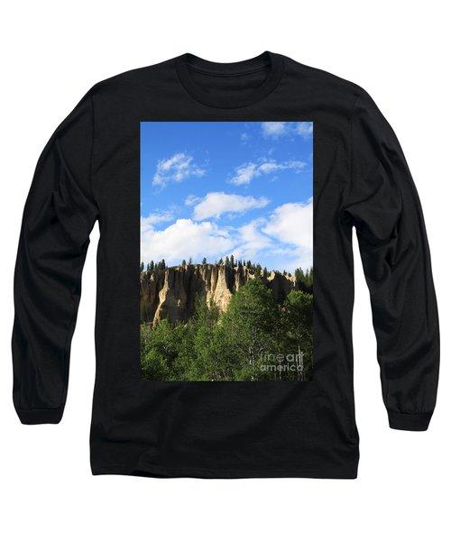Hoodoos Long Sleeve T-Shirt by Alyce Taylor