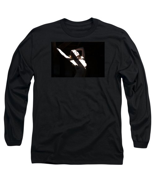 Long Sleeve T-Shirt featuring the photograph Hope Eternal by Mez