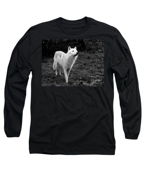 Hopeful Long Sleeve T-Shirt by Vicki Spindler