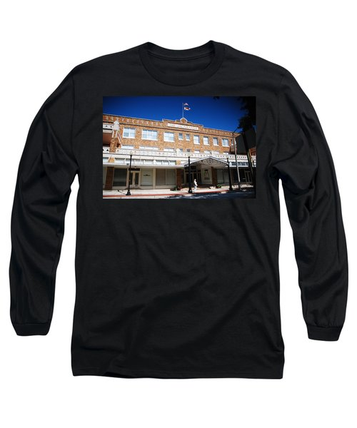 Hotel Jacaranda Long Sleeve T-Shirt