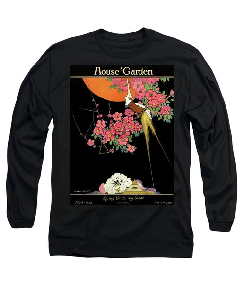 House And Garden Spring Gardening Guide Long Sleeve T-Shirt