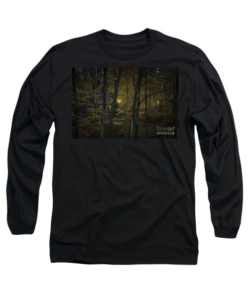 House In The Woods Long Sleeve T-Shirt