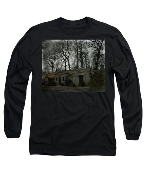 Houses Of The Holy Long Sleeve T-Shirt by Cynthia Lassiter