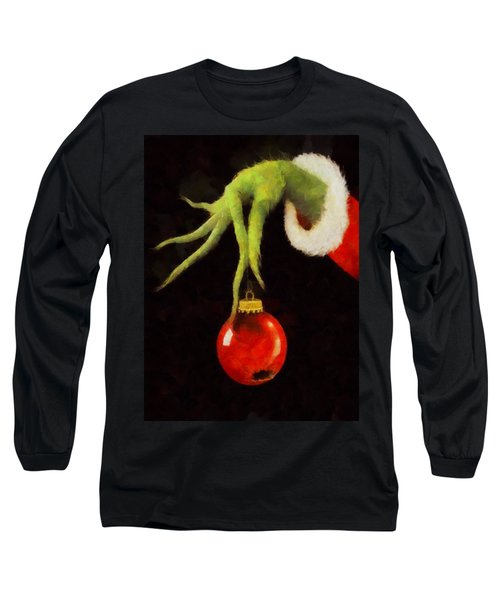 How The Grinch Stole Christmas Long Sleeve T-Shirt