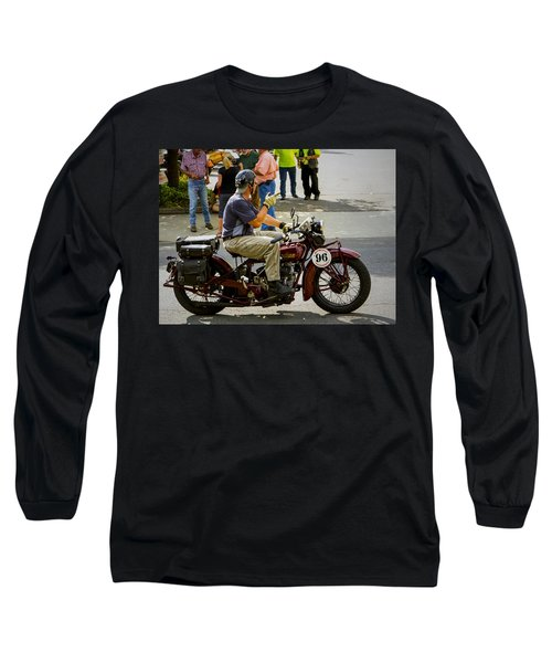 Howdy Indian 96 Long Sleeve T-Shirt