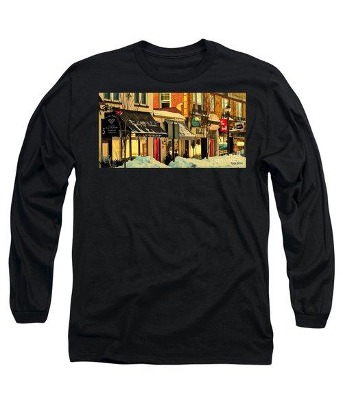 Hues On The Rue Long Sleeve T-Shirt