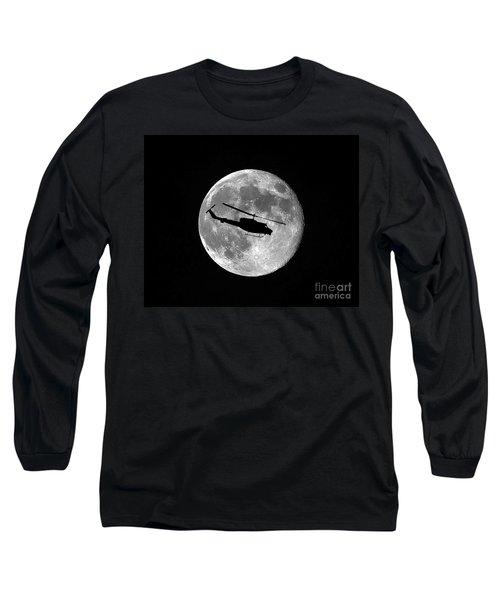 Huey Moon Long Sleeve T-Shirt