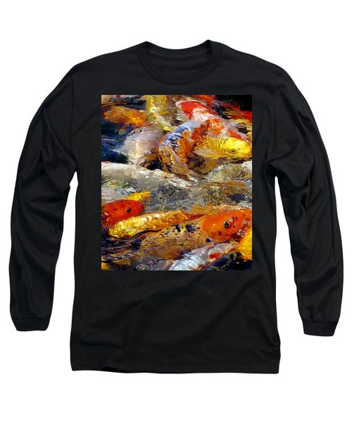 Hungry Koi Long Sleeve T-Shirt