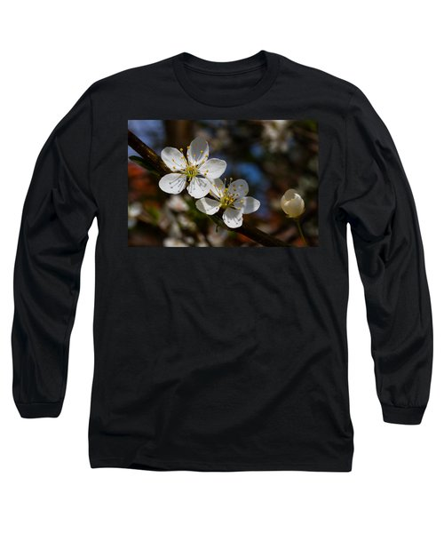 Hungry For Sun Long Sleeve T-Shirt