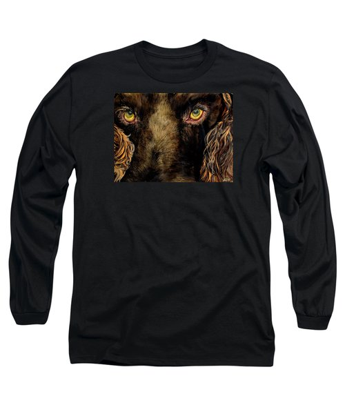 My Charlie Long Sleeve T-Shirt by Lil Taylor